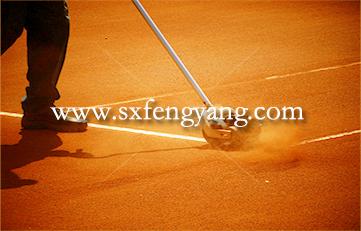 红土网球场施工工艺