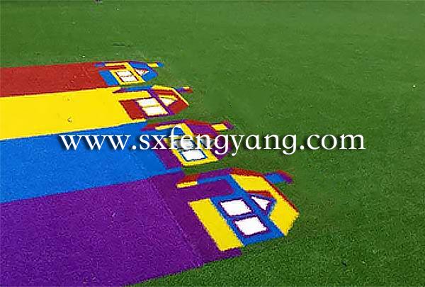 环保幼儿园人造草坪