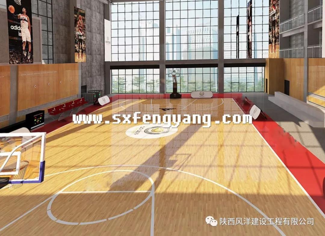 如何选购专业体育木地板?