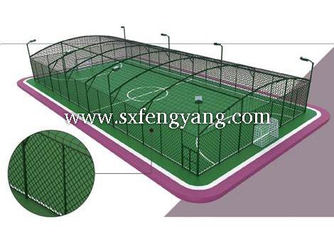 笼式足球场使用注意事项和售后服务方案